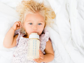 Baby Bottle Tooth Decay - Pediatric Dentist in Cedar Park, TX